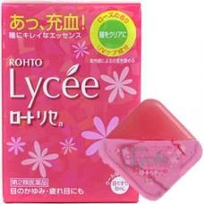 Глазные капли Rohto Lycee Contact