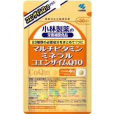 Витаминно-минеральный комплекс КОЭНЗИМ Q10 (COENZYME Q10)