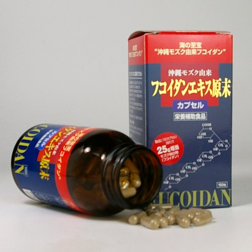 Профилактика рака легких – Фукоидан