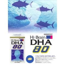 In-Brain DHA 80 – жирные кислоты