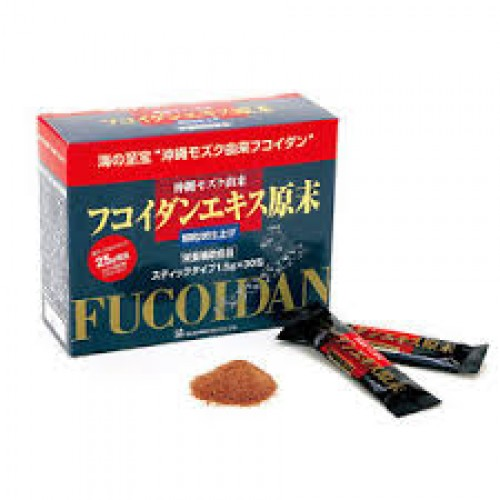 ФУКОИДАН ЭКСТРАКТ (FUCOIDAN EXTRACT POWDER GRANULES)